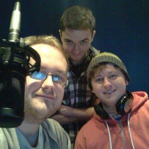 BURST Radio Show - 9th December 2013