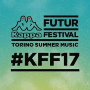 Honey Dijon - Live@ Kappa FuturFestival - Burn Energy Drink Stage [Turin. Italy] 08.07.2017