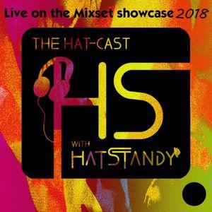 HatStandy live on the 2018 Mixset showcase 29.12.18