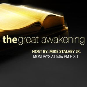 The Great Awakening - The Joy of  The Lord - Part 1