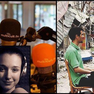 """Musik spielt Politik - Aeham Ahmad """"der Pianist in den Trümmern"""""""
