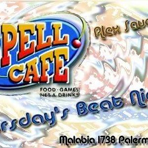Alex Saucer live @ Spell Cafe 2007