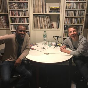 Gilles Peterson with Clive Myrie // 07-03-2019