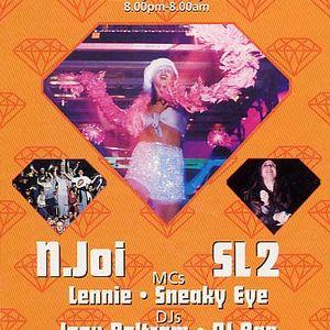 DJ SS Rezerection 'The Diamond' 29th May 1993