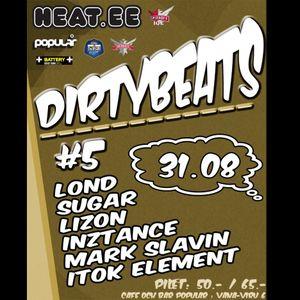 Lond & SugaR - Dirty Beats 5 (2007)