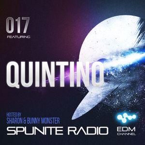 Spunite Radio EDM Channel 017 Quintino