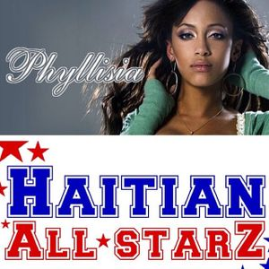 HAITIAN ALL STARZ MIXSHOW on Radio Lily - 11.8.2013 - Phyllisia Ross
