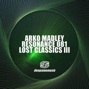 Arko Madley - Resonance 081 (2016-12-20)