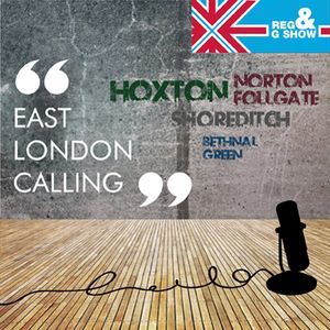 East London Calling-Alice Russell