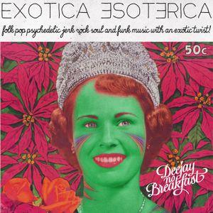 EXOTICA 3SOT3RICA - live djset du 13-04-12 @ Le Saint-Thomas, Toulouse.