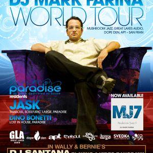 Mark Farina (WMC 2011 Sampler)