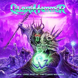 Gloryhammer - Space 1992- Rise Of The Chaos Wizards (Limited Edition) (2015-Preview)