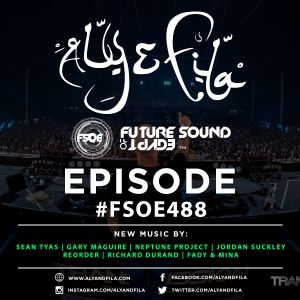 Aly And Fila - Future Sound Of Egypt 488