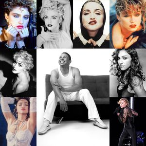 Welcome To MY World salutes MADONNA
