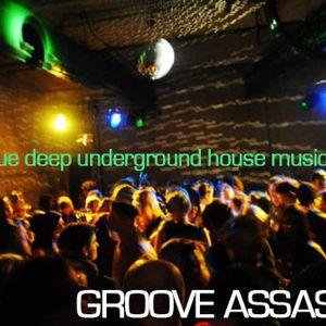 Groove Assassin True Deep Underground House Sessions Vol 1