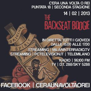 "Stagione 2. Puntata 18. ""Original Spirit"" con Backseat Boogie. [Damaged file]"