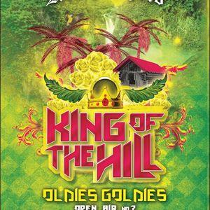 Dj Dojaja at King Of The Hill no.7 - OLDIES GOLDIES (17.08.2012)