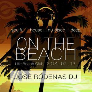 On The Beach 2014-07-13
