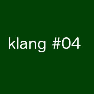 klang#04
