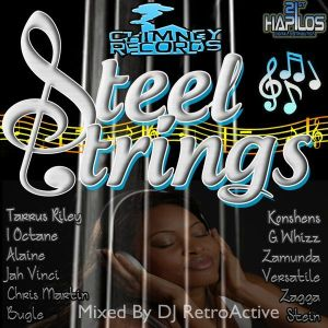 DJ RetroActive - Steel Strings Riddim - September 2011