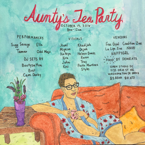 Aunty's Tea Party 2