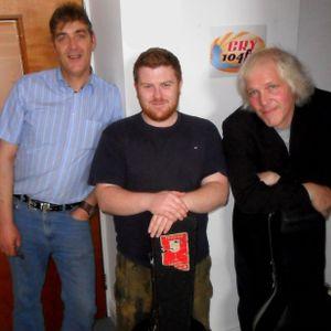 Shane Supple interviews Hank Wedel and Roy Buckley