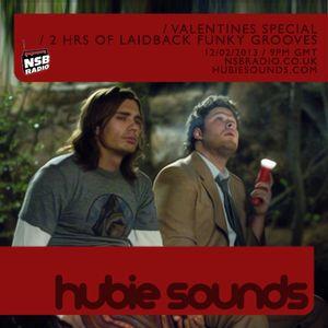 Hubie Sounds 062 - 12th Feb 2013
