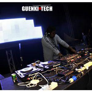 GuenkiTech DJ SET @ Sunset Pre Tribe Londrina PR 2017 . Ch. Lima