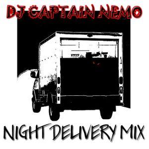 DJ Captain Nemo - NIGHT DELIVERY MIX
