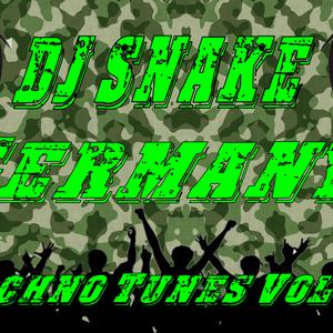 DJ Snake aka SNAKEBITE Techno Vol.3