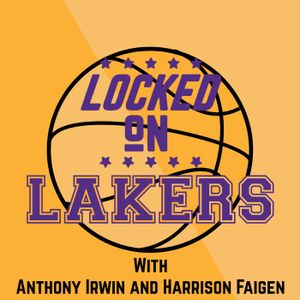 LOCKED ON LAKERS -- 1/26/16 -- Let's talk about Julius Randle and the starting lineup