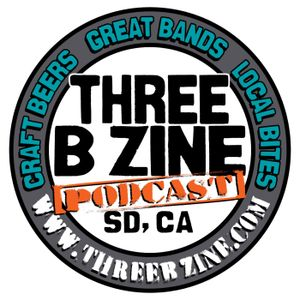 Three B Zine Podcast! Episode 88 - Drinking With Tigers