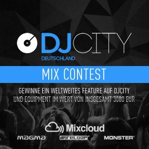 DJcity DE - Mix Contest//Dj Baroco