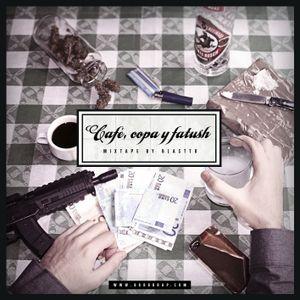 Café, copa y fatush