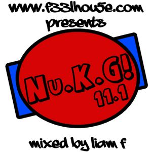 Nu.K.G 11.1 - Mixed by Liam F