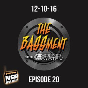 The BASSment feat. The HTDJ Soundsystem - EP20 [NSB Radio]