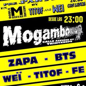TITOF LIVE @ SALA MOGAMBO 16/6/2012