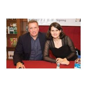 NYT Bestselling Authors James Rollins, Rebecca Cantrell