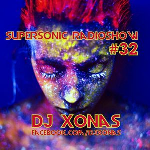 Supersonic Radioshow #32