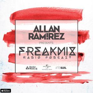Allan Ramirez Freakmix Podcast Episode #15