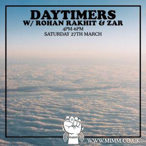 Unknown - Daytimers With Rohan Rakhit & Zar