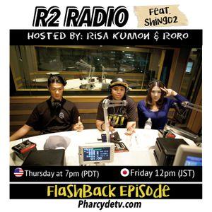R2 Radio with Shingo2