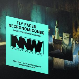 Fly Faced Necronomicones served by Marziveined Vampires - 5th February 2020