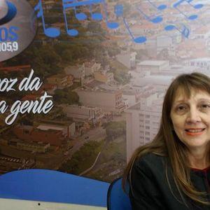 Entrevista com Sueli Maróstica, diretora do FSS, sobre a Campanha do Agasalho
