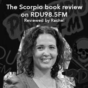 Scorpio Books with Rachel – December 21st