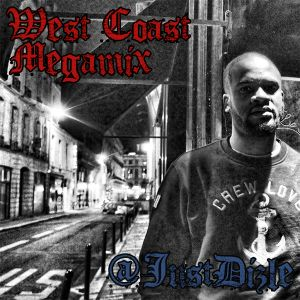 West Coast Megamix (125 Songs)