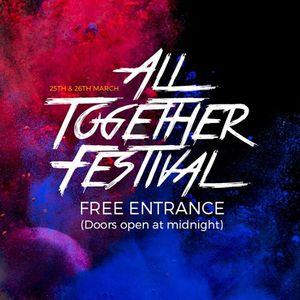 glasskeeperz live @ MINT, All Together Festival, 25.03.2016