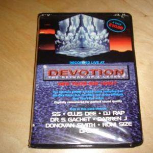 dr s gachet - Devotion - Return Of A Legend - 31-12-96