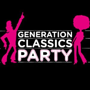 Generation Classics In The Mix (Mixed By: DJ Big Blender)