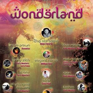 Afternoon Sessions 12 - Wonderland Special Edition